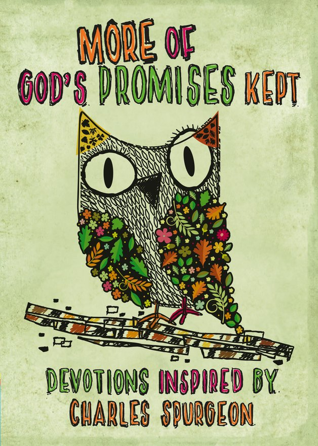 More of God's Promises Kept, Devotions Inspired by Charles Spurgeon