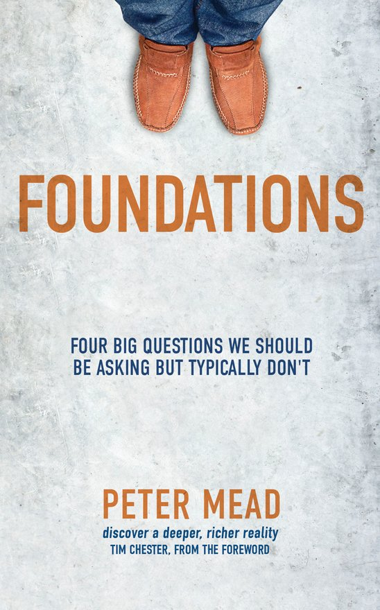 Foundations, Four Big Questions We Should Be Asking But Typically Don't