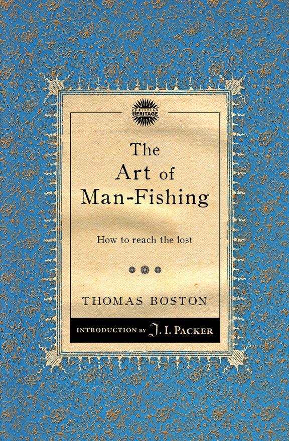 The Art of Man-Fishing, How to reach the lost