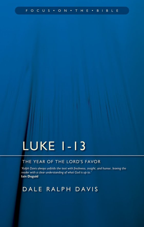 Luke 1–13, The Year of the Lord's Favour