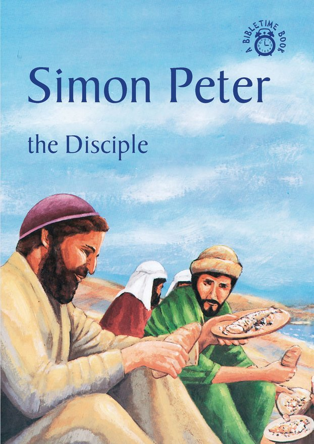 Simon Peter, The Disciple
