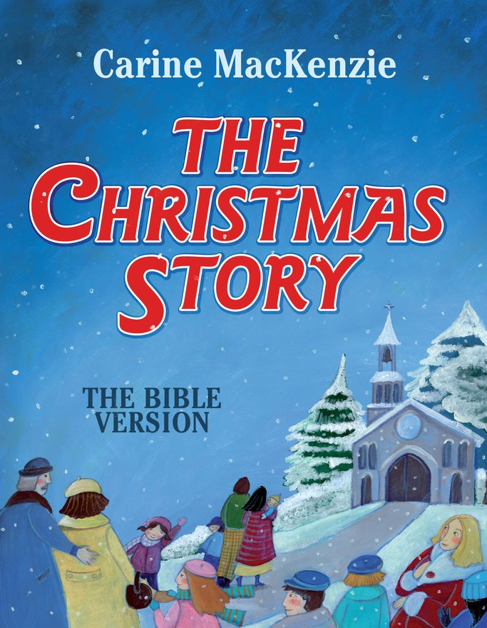 The Christmas Story, The Bible Version