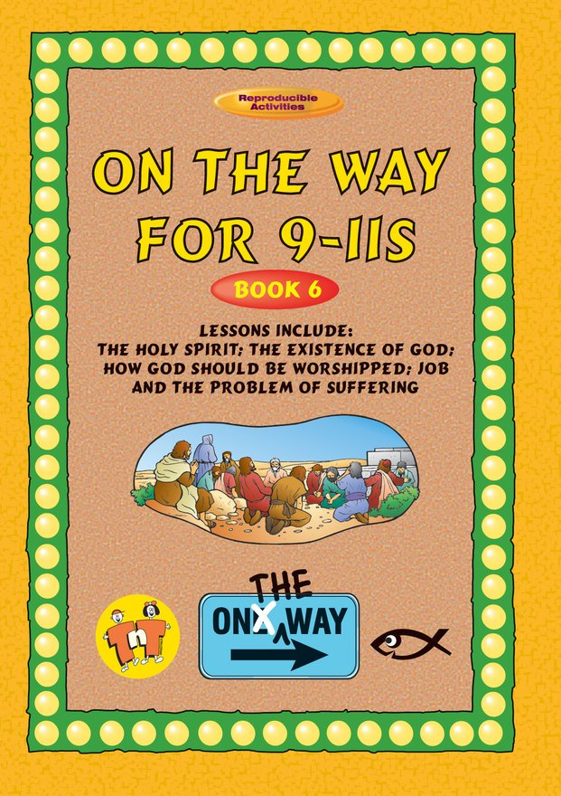 On the Way 9–11's – Book 6