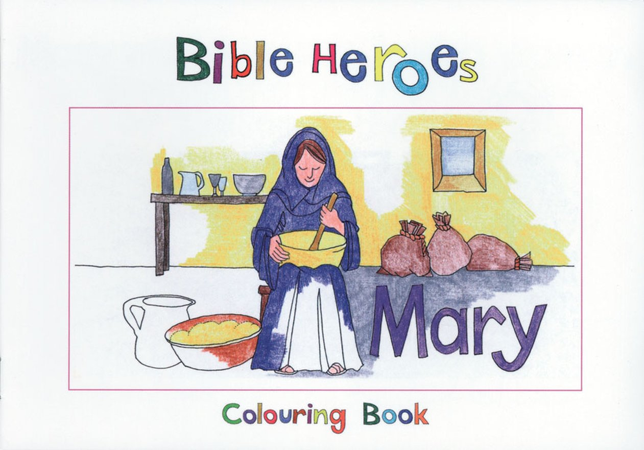 Bible Heroes Mary