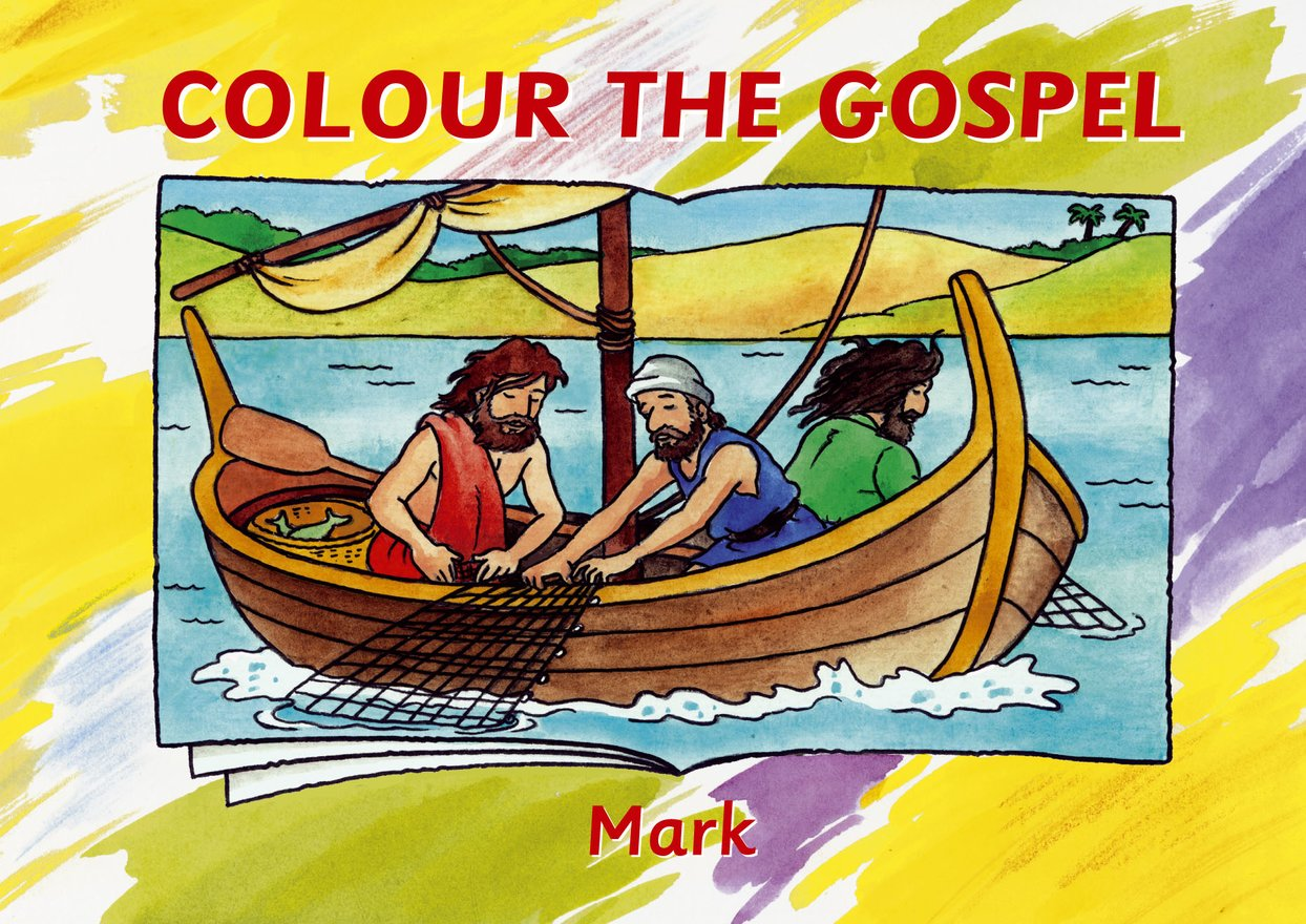 Colour the Gospel, Mark