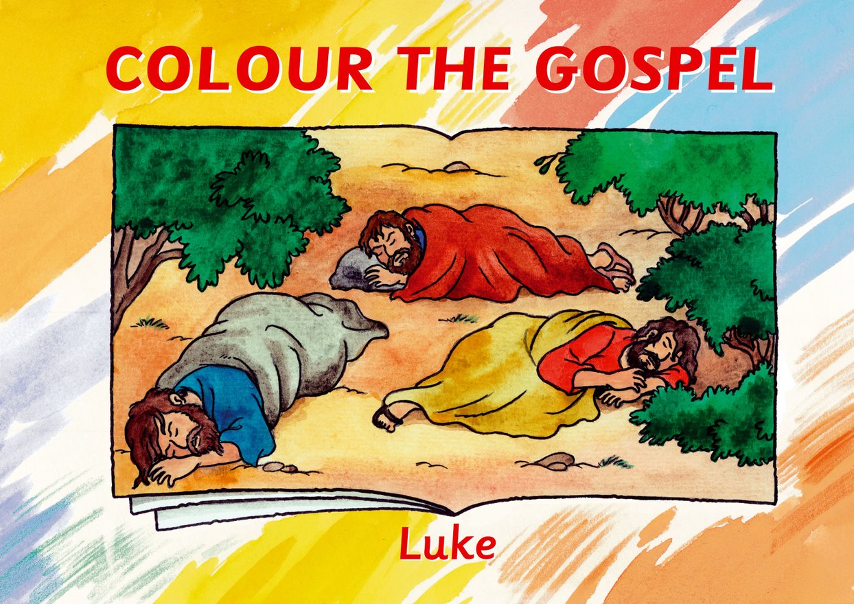 Colour the Gospel, Luke