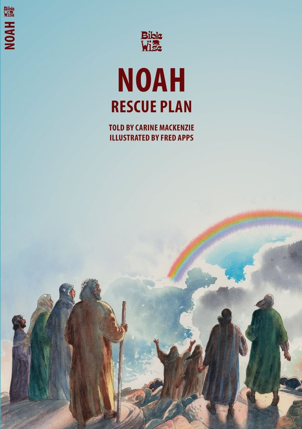 Noah, The Rescue Plan