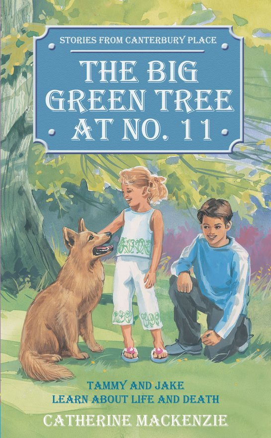 Big Green Tree At No. 11, Tammy and Jake learn about Life and Death