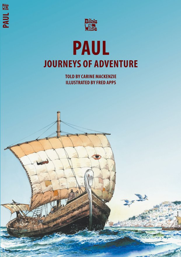 Paul, Journeys of Adventure