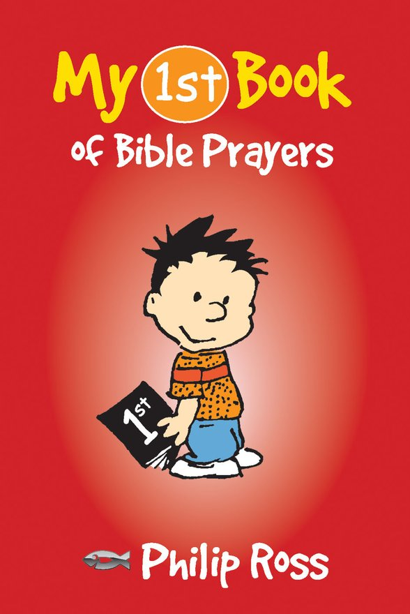 My First Book of Bible Prayers