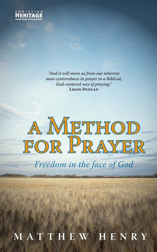 A Method for Prayer, Freedom in the Face of God