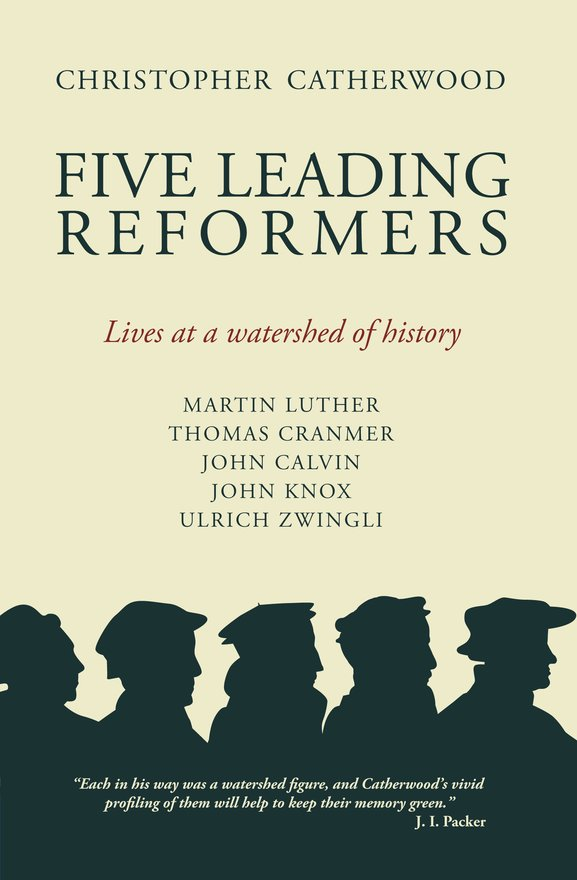 Five Leading Reformers, Lives at a Watershed of History