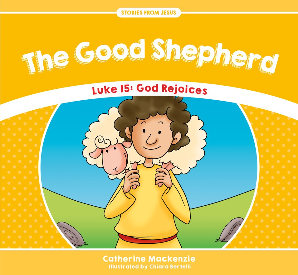 The Good Shepherd, Luke 15: God Rejoices