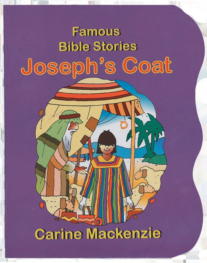 Famous Bible Stories Joseph's Coat