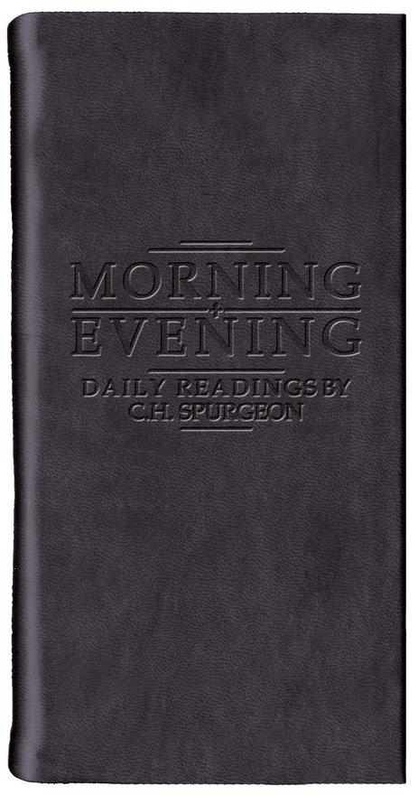 Morning And Evening - Matt Black