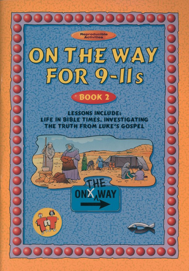 On the Way 9–11's – Book 2