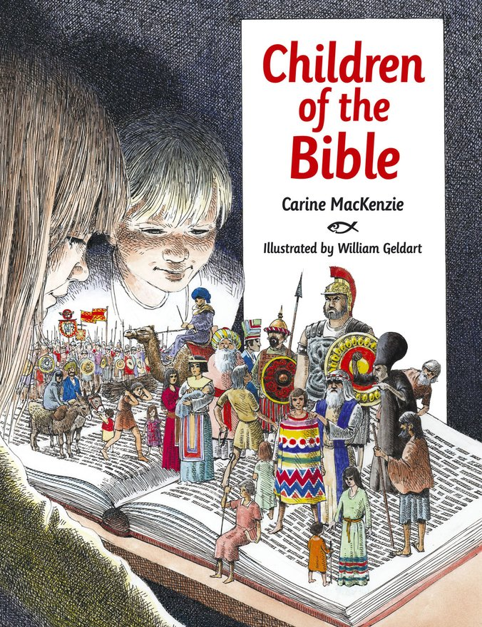 Children of the Bible, Paperback
