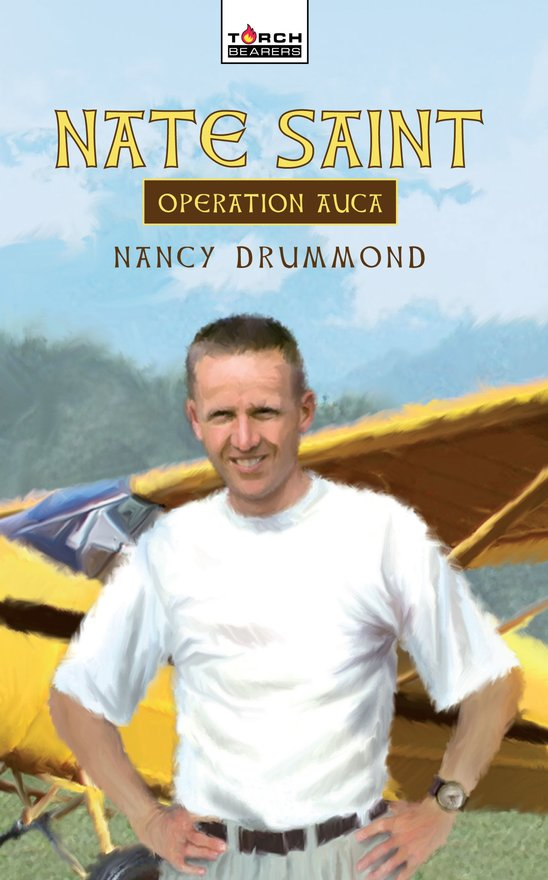 Nate Saint, Operation Auca
