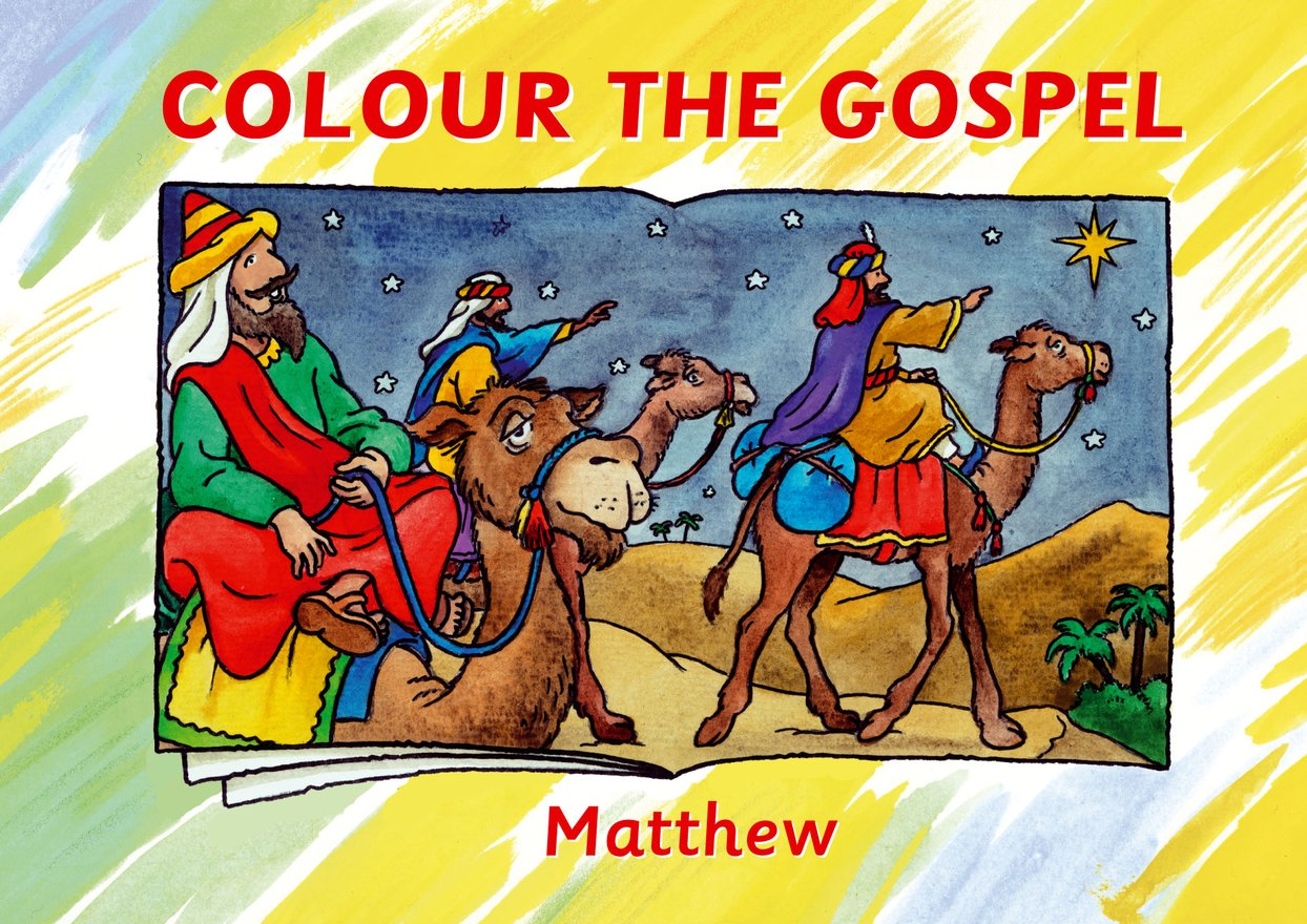 Colour the Gospel, Matthew