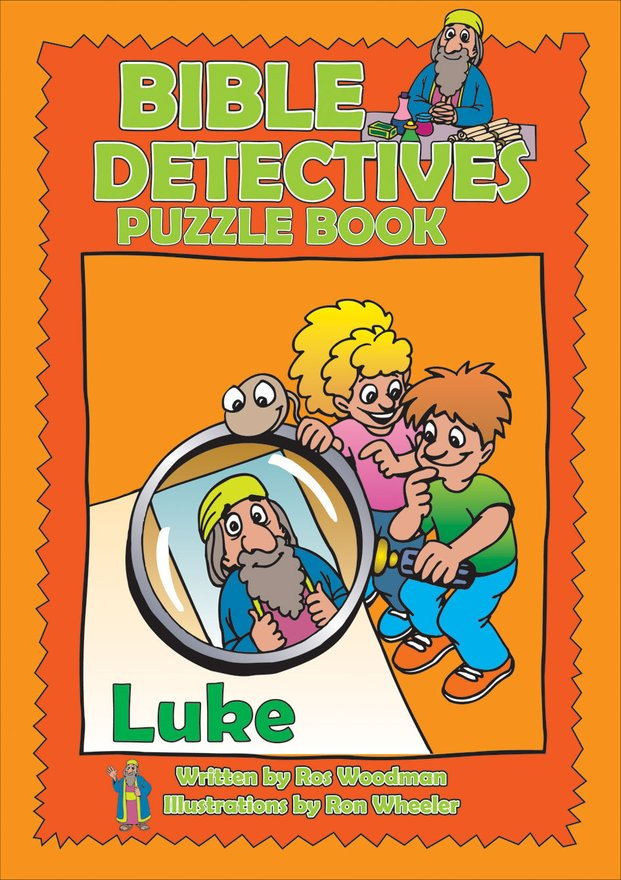 Bible Detectives Luke