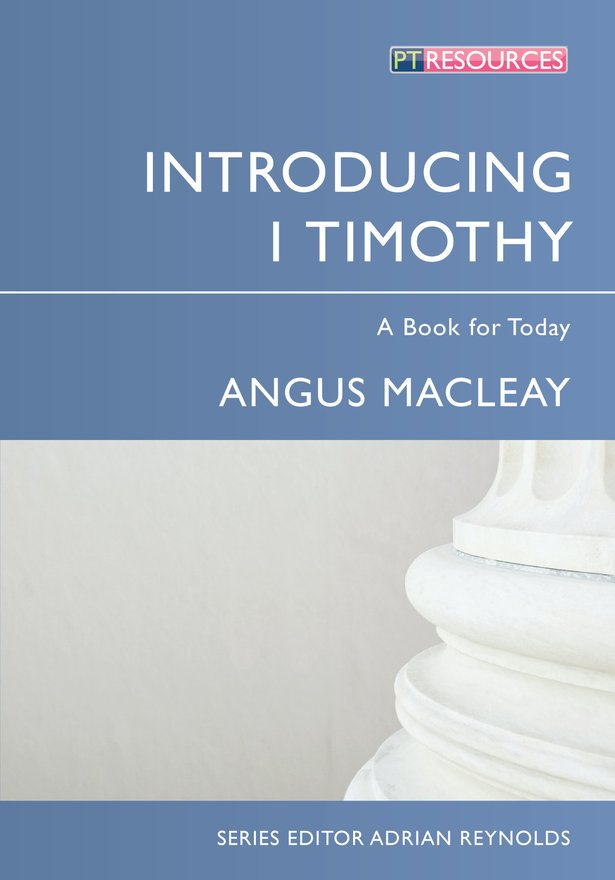 Introducing 1 Timothy