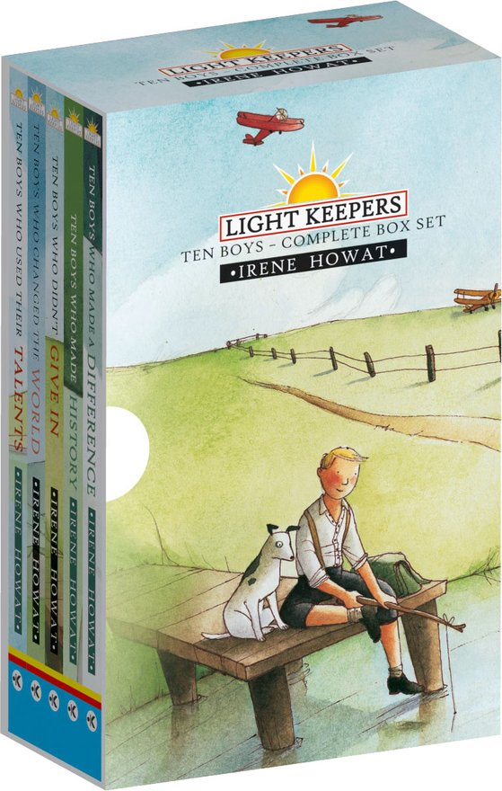Lightkeepers Boys Box Set, Ten Boys