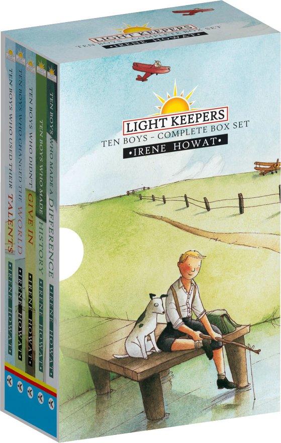 Lightkeepers Boys Box Set, Ten Boys