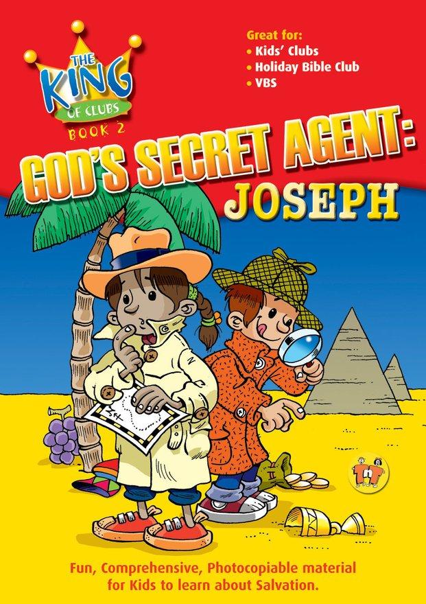 God's Secret Agent, Joseph