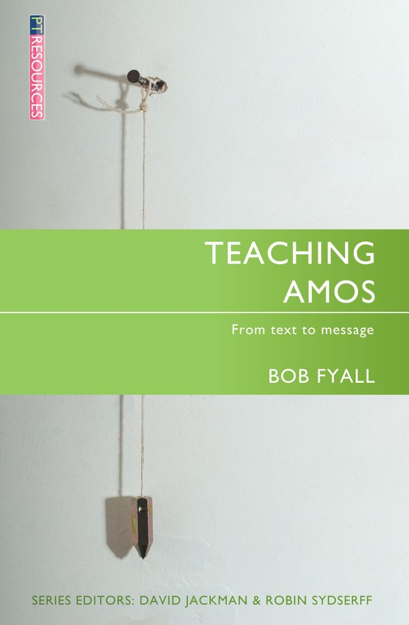 Teaching Amos, From text to message