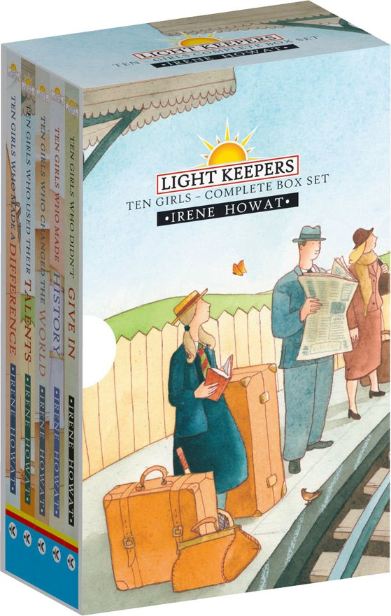 Lightkeepers Girls Box Set, Ten Girls