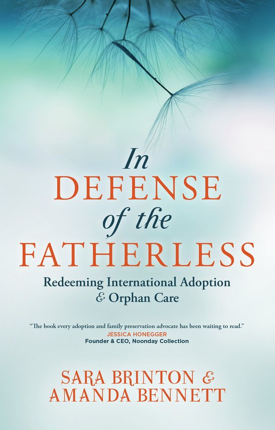 In Defense of the Fatherless, Redeeming International Adoption & Orphan Care
