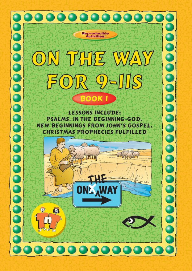 On the Way 9–11's – Book 1