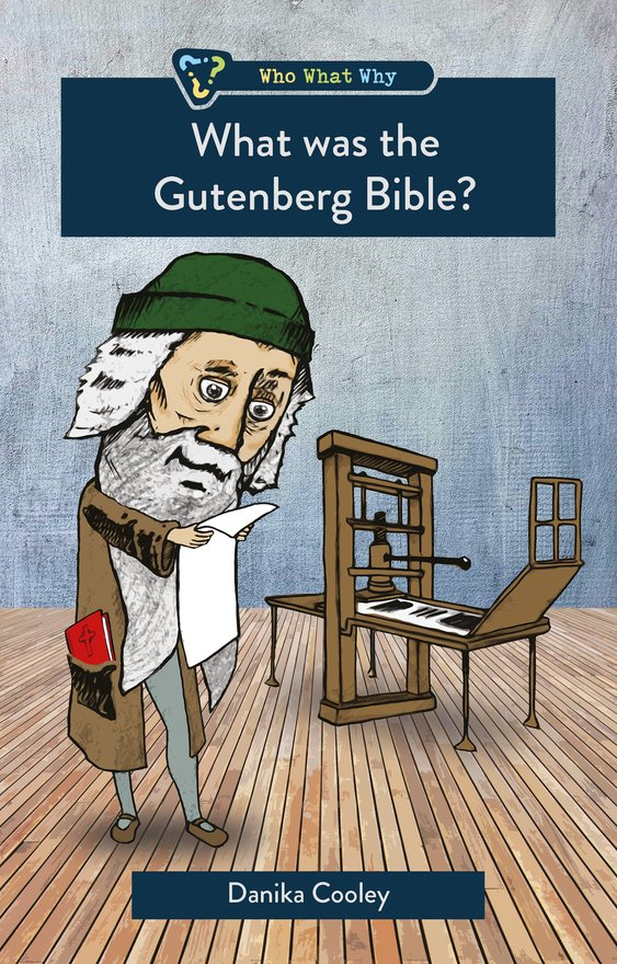What was the Gutenberg Bible?