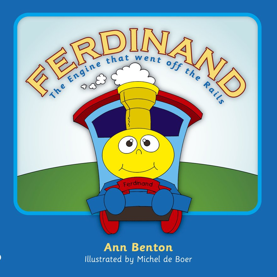 Ferdinand, The Engine who went off the rails