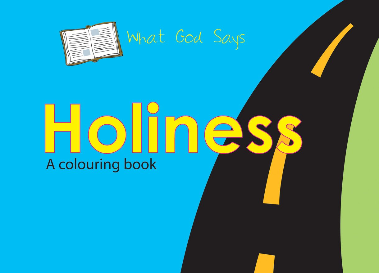 What God Says, Holiness