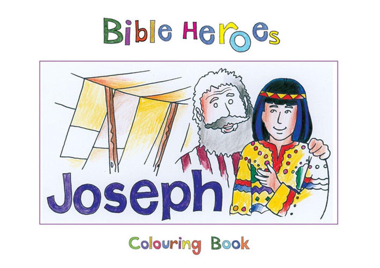 Bible Heroes Joseph