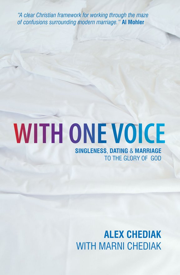 With One Voice, Singleness, dating and marriage - to the glory of God