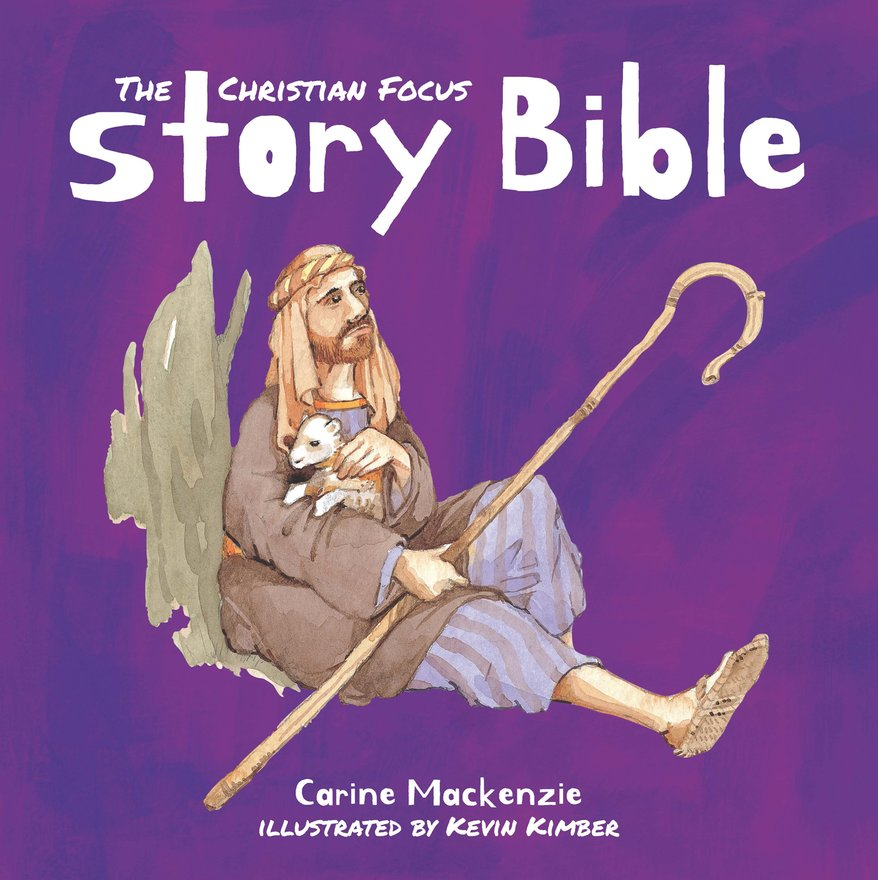 Christian Focus Story Bible