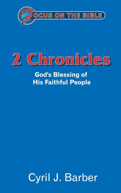2 ChroniclesGod's Blessing of His Faithful People