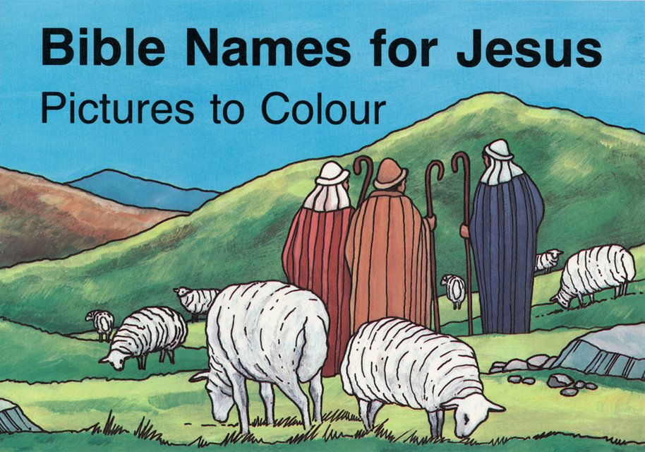 Bible Names for Jesus