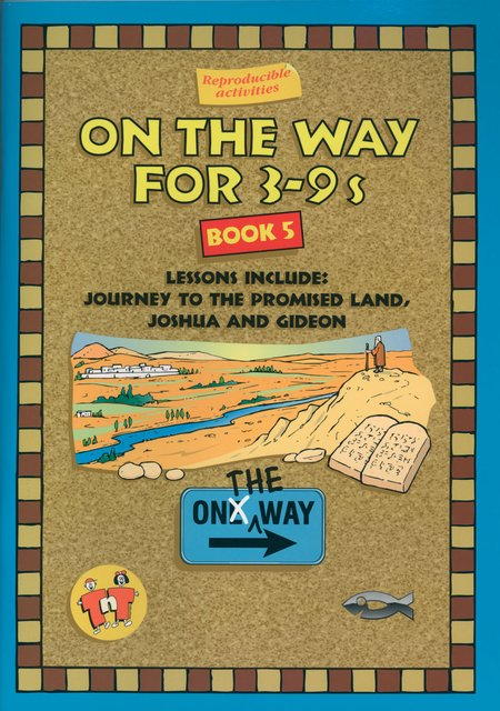 On the Way 3–9's – Book 5
