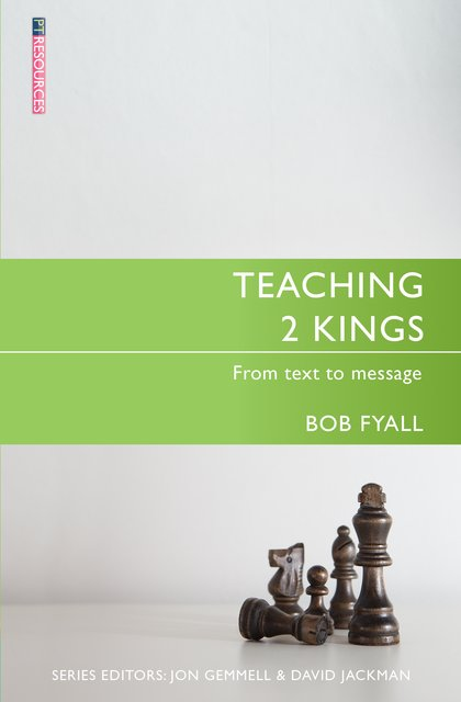 Teaching 2 Kings