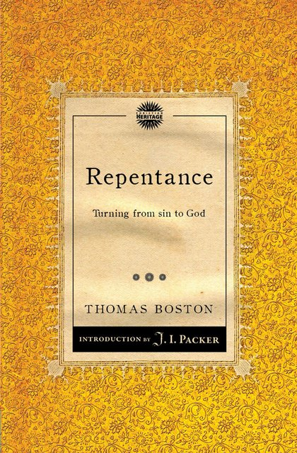 RepentanceTurning from sin to God