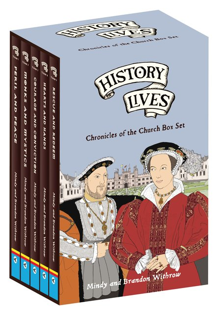 History Lives Box SetChronicles of the Church