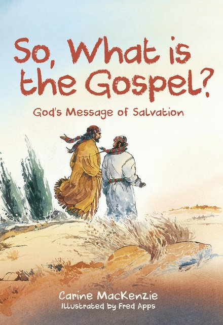 So, What Is the Gospel?God's Message of Salvation