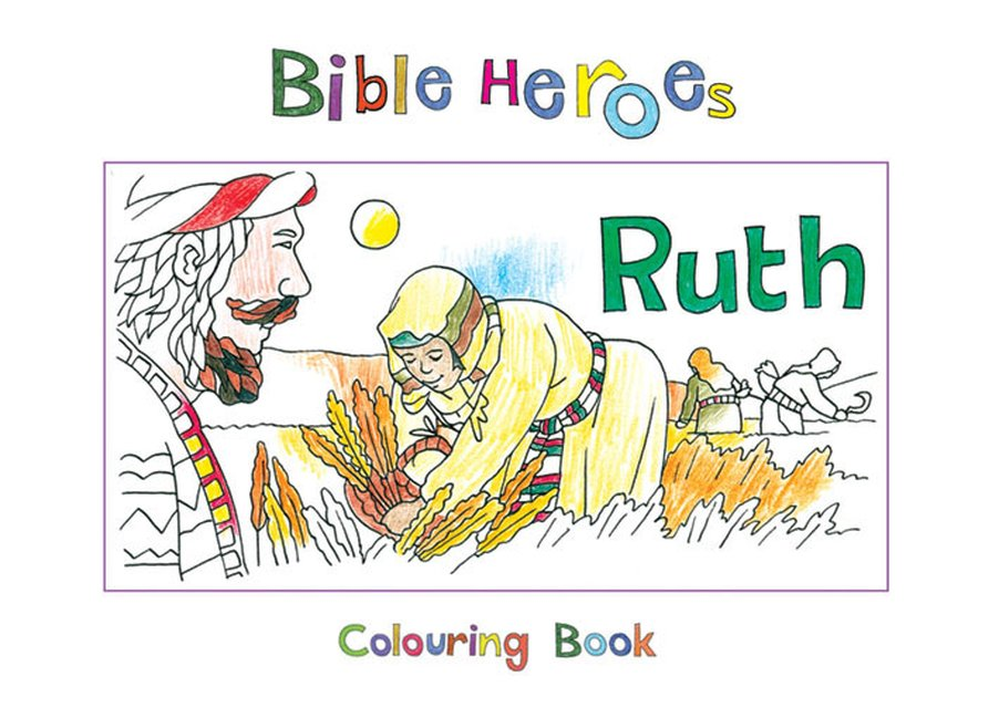 Bible Heroes Ruth