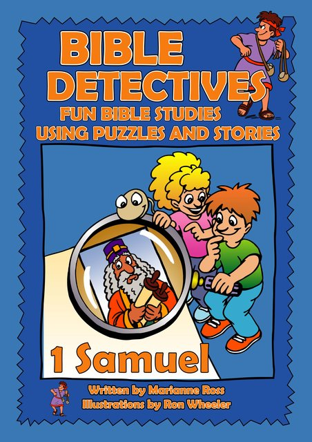 Bible Detectives 1 Samuel