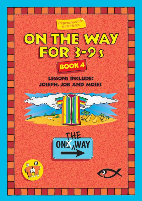 On the Way 3-9's - Book 4