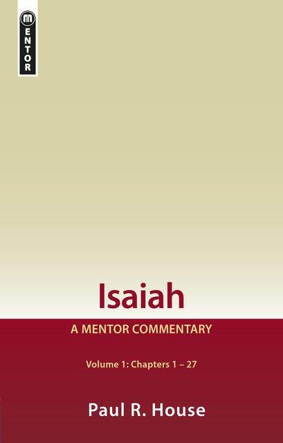 Isaiah Vol 1
