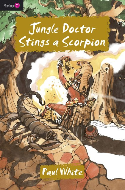 Jungle Doctor Stings a Scorpion